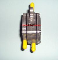 Vacuum fuel valve