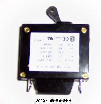 JA1S-T38-AB-H-A                   Breaker