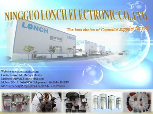 NING GUO LONCH ELECTRONIC CO.,LTD