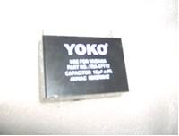 Capacitor  YOKO 7RA-87112