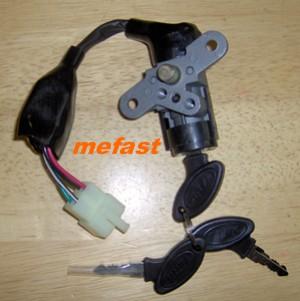 Moped Key Switch