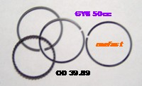 GY6 Rings 50cc