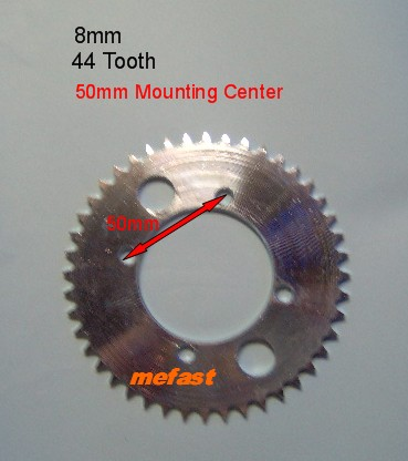 8mm Sprocket