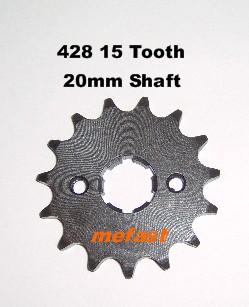 428 2omm shaft