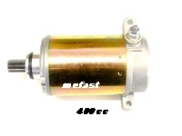 400cc Jianshe Electric Starter