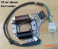 T2 5 wire molex connector