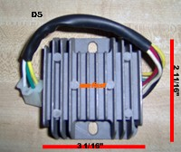 ATV Voltage Regulator
