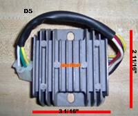 ATV Voltage Regulator