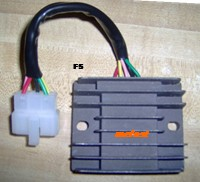F-5 Voltage Regulator