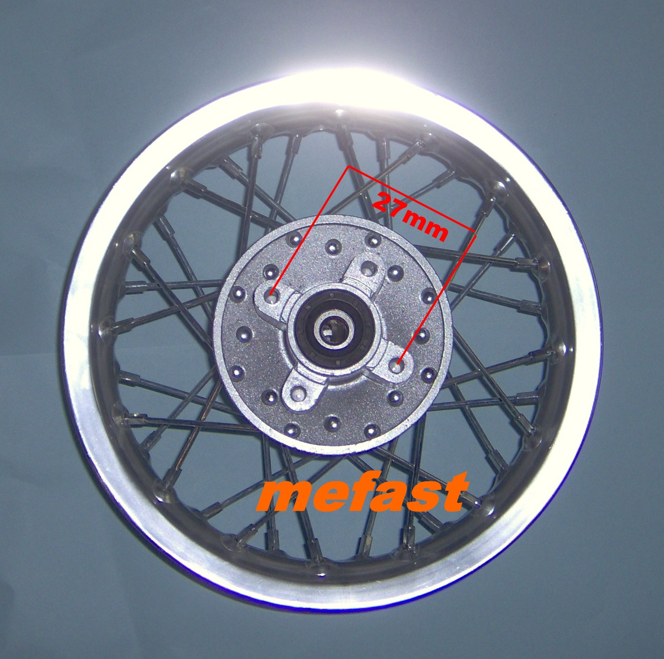 1.60 X 10 Dirtbike Wheel