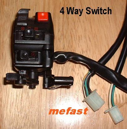 ATV Right Switch