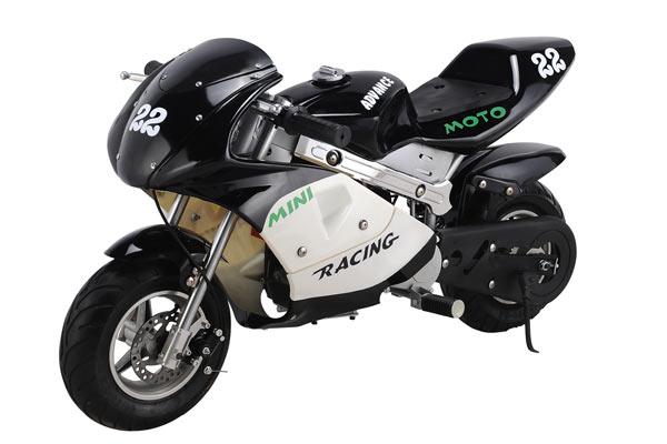 Mini Bike Seat Shocks : Off road cc mini motorcycle