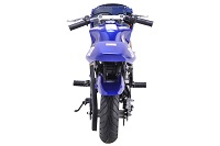 Pocket bike 40cc blue