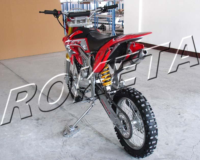 250cc Dirtbike Roketa Db 36 250 Macromover