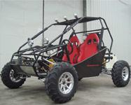 Black Go Kart GK-06