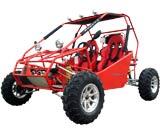 250cc Go Kart Roketa GK-06