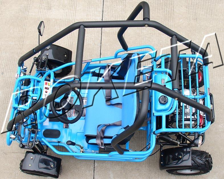 Wholesale 110cc Go-Kart Roketa GK-17 mefast