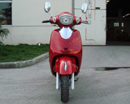 Scooter Front View MC-17
