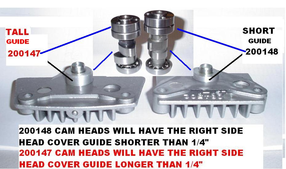Honda Copy Cams 70cc