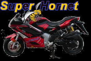 150cc Super Hornet