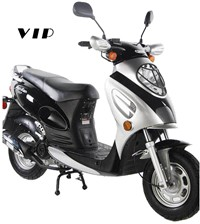 VIP Scooter Black