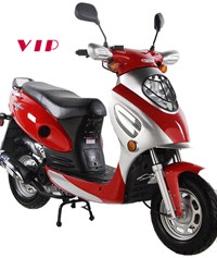 VIP Scooter red