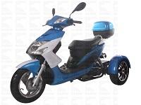 Trike PTZ50-16 Blue
