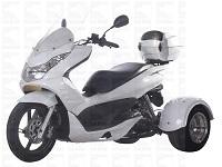 Q6 Trike White