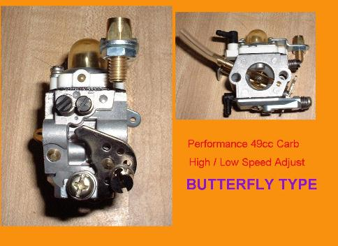 49cc Hp Carburetor