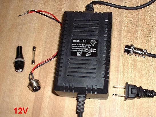 12v Charging System