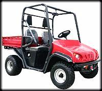 New 260cc UV-06 Utility Vehichle