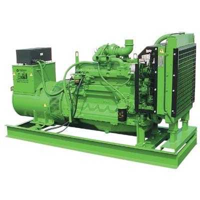 Stateline Power Corp. SPC100J 100,000 watt generator