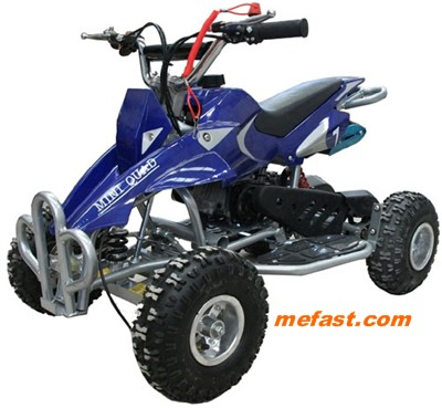 49cc two stroke ATV