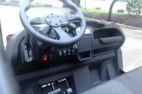 UTV 200 VX interior