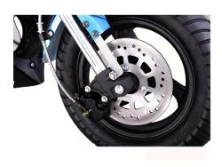 50cc                   racer front wheel