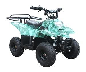 ATV 06 Green Camo