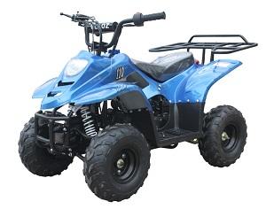 ATV-06 110cc Blue