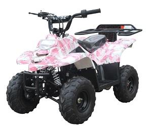 ATV-06 Pink 110cc