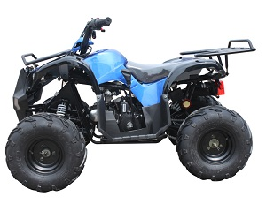 110cc Blue 110cc ATV-07