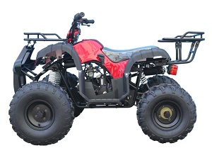 ATV-08 110cc Burgundy