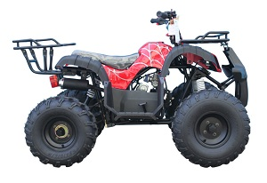 ATV-08 110cc Spider Red