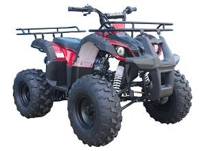 110cc ATV-08 Red