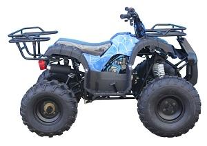 Spider Blue 110cc ATV-08