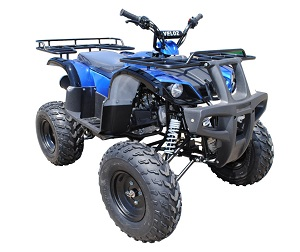 Veloz 150cc ATV-10 Blue