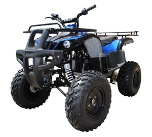 150cc ATV-10 Blue