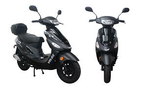 Scoot 50 Black