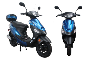 Scoot 50 Blue