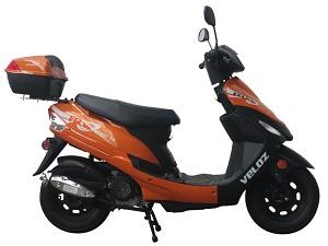 Veloz 50cc Scooter